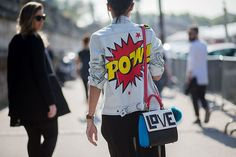 Paris Fashion Week, Day 5 via @WhoWhatWear