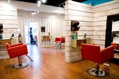 High 5 - The Best Hair Salons in America 2014 - List of the 100 Best Hair Salons n the United States - Elle