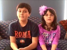 Adoro Te Devote by St. Thomas Aquinas - Recited by homeschool siblings...The passionate and reverent words are meaningful to them and a more skilled director might have advised their performance better. But some cute bloopers ensue....the meant well...