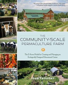 Learn from the D Acres Farm on how to set up a community permaculture farm. From marketing and budgeting, to land management, designing and building.