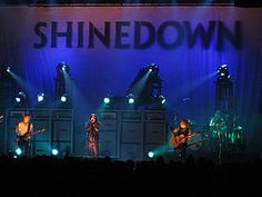 """Shinedown Score Sixteenth #1 With """"Unity""""; Multiplatinum Rock Band Tops the Rock Radio Charts With Their Latest Single; Non-Stop Live Schedule Includes Headline Tour and Rockstar Energy Drink Uproar Festival"""