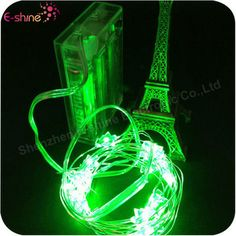 Factory Wholesale Battery Operated LED Copper String Lights