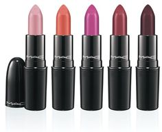 Im not really a fan of lipstick but the party line from MAC has become my new obsession