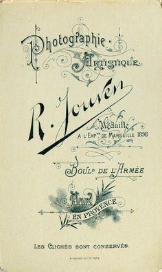 JOUVEN R. Aix-en-Provence (ebay)