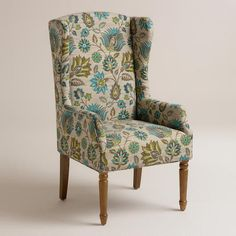 One of my favorite discoveries at WorldMarket.com: Spring Bliss Victoria Chair