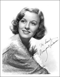 MARGARET SULLAVAN -- Two of the few radio shows that Sullavan appeared in, two were -- Family Theater 47-03-04 I Give You Maggie -- Forecast 40-08-26 Bethel Merriday -- www.originaloldradio.com