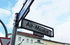 Ziemlich alt, Moabit