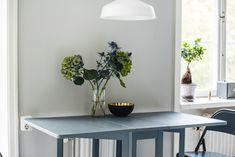 Маленькая квартира в Стокгольме (38 кв. м) | Пуфик - блог о дизайне интерьера