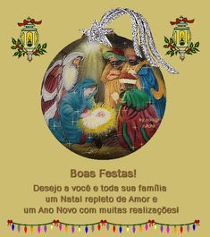 ENCANTO DE GIFS: NATAL Template Free, Christmas Bulbs, Holiday Decor, Poster, Guestbook, Fairy Lights, Easter Bunny, Christmas Light Bulbs, Posters