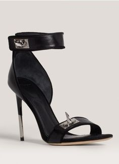 High Heels / #Givenchy – Buckle-detail high-heel sandals High Heels #2dayslook #High #Heels #fashion #nice #new .2dayslook. |↓Fashion Design Shoes|