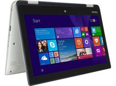 Shop Dell Inspiron Touch-Screen Laptop Intel Pentium Memory Hard Drive Silver at Best Buy. Find low everyday prices and buy online for delivery or in-store pick-up. Convertible, Touch Screen Laptop, Mobile Price, Dell Computers, Dell Laptops, New Mobile, Multi Touch, Acer Aspire, Notebook Laptop