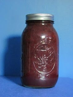 Creating Nirvana: Canning Plum Sauce to Replace Butter and Oil in Chocolate Recipes