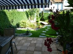 Wie kann ein kleiner Garten modern gestaltet werden? | Gardens ...