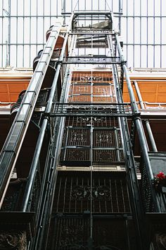 Bradbury Building, Los Angeles: Part 2 | Editing Luke