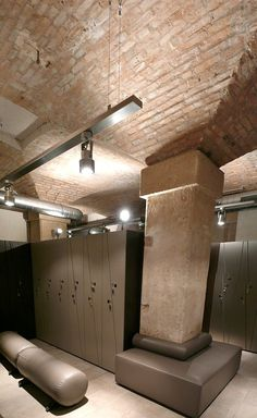 87 best locker rooms images  lockers changing room gym