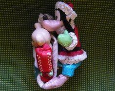 Disney Goofy As Santa Christmas Ornament