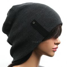 1535e820efd NEW chic BEANIE for men women Knit Ski Skull Hat bkbl