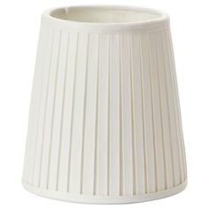 IKEA - EKÅS, Lamp shade, , Fabric shade gives a diffused and decorative light. Lampshade Redo, Lampshade Designs, Shabby Chic Lamp Shades, Modern Lamp Shades, Country Lamps, Rustic Lamps, Pottery Barn Lamp Shades, Wire Pendant Light, Feather Lamp