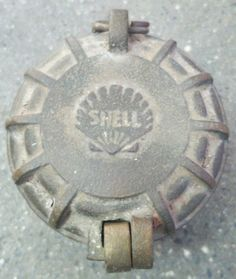 Shell Gas Station, Pedal Cars, Metal Signs, Nostalgia, Shells, Pumps, Personalized Items, Poster, Motorbikes