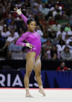 Gabby Douglas May Get To Defend All Around Title At Rio Olympics After All Gabby Douglas May Get The Chance To Defend The Gold Medal She Won At The 2012 Olympics According To Team Coordinator Martha Karolyi Get The Details Us Olympic Gymnastics Team, Gymnastics Posters, Olympic Games Sports, Artistic Gymnastics, Olympic Team, Gymnastics Girls, Gymnastics Leotards, Gymnastics History, Elite Gymnastics