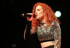 """Jess Glynne (favorite songs: """"Hold My Hand"""" and """"Right Here"""")"""