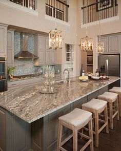 Browse Through Our Incredible Collection Of Luxury Kitchen Designs Ideas And Pictures LuxuryKitchenDesign