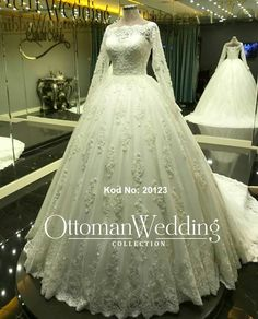 Gelinlik Modeller Lace Wedding, Wedding Dresses, The Dress, Ball Gowns, Formal Dresses, Collection, Fashion, Bridal Dresses, Fitted Prom Dresses