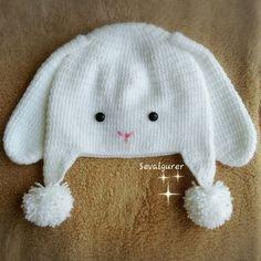 Boy girl making beret - My CMS Baby Hats Knitting, Knitting For Kids, Baby Knitting Patterns, Crochet For Kids, Knitting Designs, Hand Knitting, Knitted Hats, Crochet Baby Clothes, Crochet Baby Hats