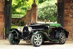 1931-35 Bugatti Type 55
