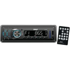 Pyle PLR34M In-Dash AM/FM-MPX Receiver with MP3 Playback and USB/SD/Aux Inputs by Pyle. $33.24. Save 65% Off!