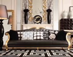 Classic Chic Home: Elements of Hollywood Regency Design