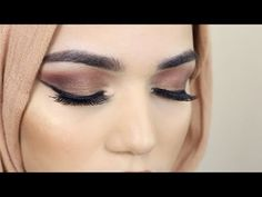 EID MAKEUP & HIJAB TUTORIAL + OUFIT | LOOK TWO - YouTube