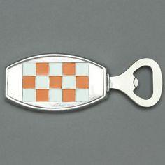 University of Tennessee ~ Bottle Opener by Arthur Court