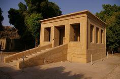 Jubilee (White) Chapel of Nesi (Pharaoh) Senusret I, 12th Dynasty, Middle Kingdom,   Outdoor Museum - Karnak Temple