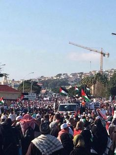 9/08/14 Cape Town right now in solidarity with Palestine via @jmoerat #LongLivePalestine #LongLiveGaza #Gaza