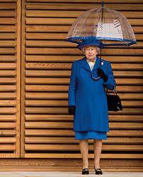 cool photo of the queen with umbrella photos queen elizabeth