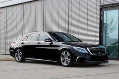 Mercedes-Benz S 350 | Black | 2013 | #rent #luxury #sports #limousine #business #executive #car #auto #automotive #german #germany #s-class