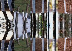 Stolen Fruit | collage of Zander Olsen pieces