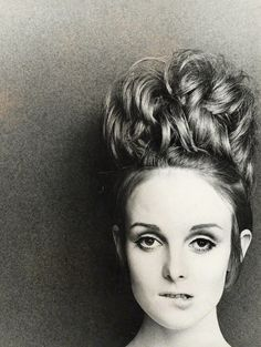 Grace Coddington by Peter Akehurst, 1961.