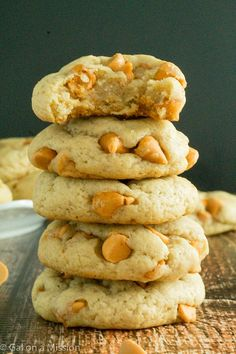 I'm definitely going to try this! I love Butterscotch  Thick and Chewy Butterscotch Cookies