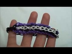 "Lesson 13: ""Twistzy Witzy"" Bracelet - made with Twistz Bandz kit"