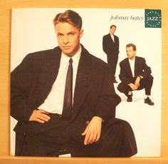 JOHNNY HATES JAZZ Turn back the Clock Vinyl LP - Shattered Dreams Heart of Gold