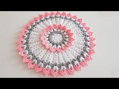 You searched for Crochet doilies - Yarn & Hooks Baby Knitting Patterns, Crochet Patterns, Mantel Redondo, Knitted Hats, Crochet Hats, Crochet Sunflower, Crochet Decoration, Learn To Crochet, Crochet Doilies