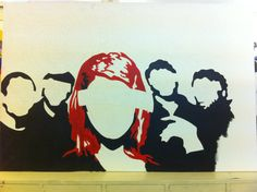 GCSE art exam pop art painting by ~jess-peers on deviantART