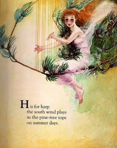 The Fairy Alphabet - Fanny Y cory