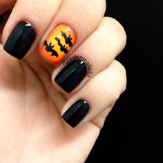 1000 images about halloween nail designs on pinterest