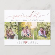 Shop PixDezines Faux Rose Gold Save The Date Postcard created by wedding_by_design. Thank You Postcards, Save The Date Postcards, Save The Date Magnets, Save The Date Cards, Graduation Announcements, Wedding Announcements, Zazzle Invitations, Party Invitations, Invite