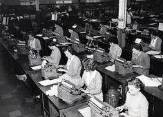 1950 office - Recherche Google