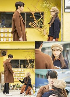 """JTBC's Monday-Tuesday drama """"The Beauty Inside"""" is almost at the end of their story and they have released new stills of Seo Do Jae (Lee Min Ki) and Han Se Gae (Seo Hyun Jin)'s surprise reunion. """"The Beauty Inside"""" tells the story of a woman. Kim Min Ji, Lee Min, Korean Celebrities, Korean Actors, Korean Dramas, Seo Hyun Jin, Jae Lee, Best Kdrama, Weightlifting Fairy Kim Bok Joo"""