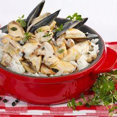 Découvrez la recette de la blanquette de moules